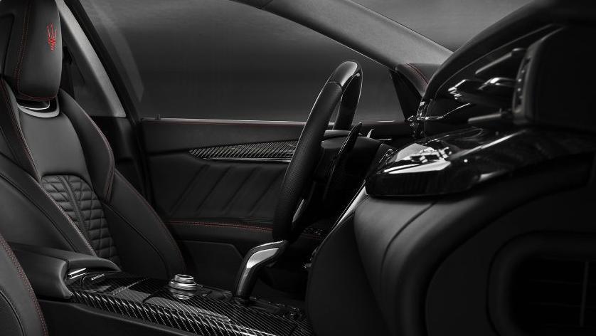 Maserati Quattroporte 2019 Interior 010