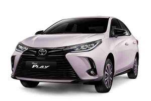 Unik, Edisi Terbatas Toyota Yaris dan Toyota Vios Warna Pink Dijual Hanya 1.500 Unit