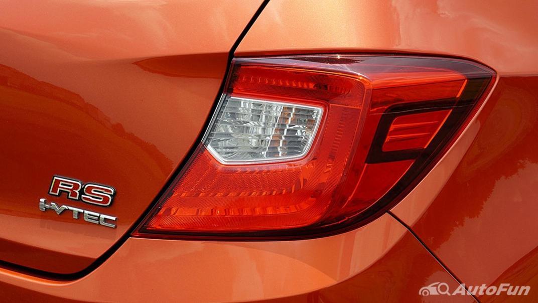Honda Brio RS CVT Exterior 029