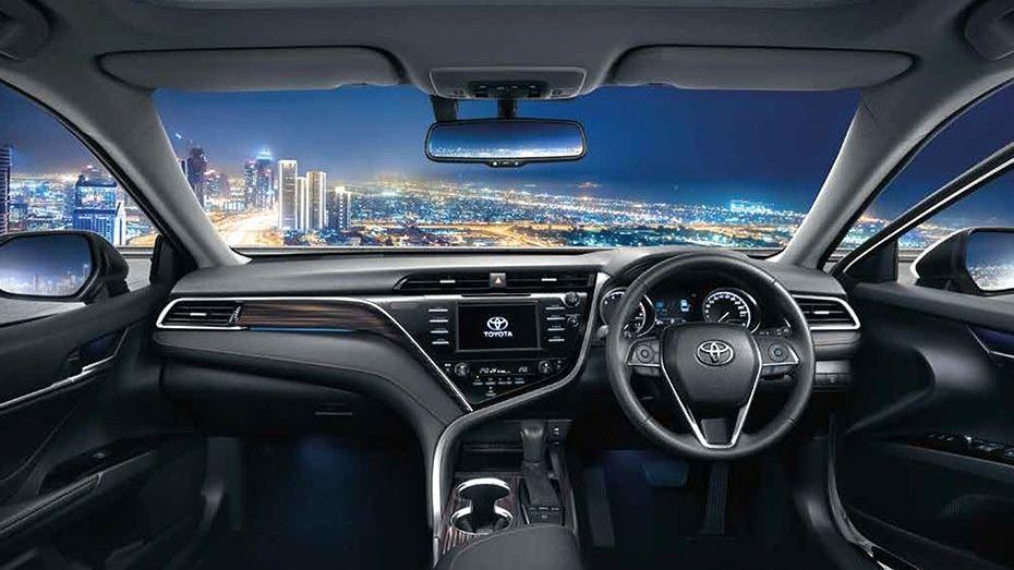 Toyota Camry 2019 Interior 081