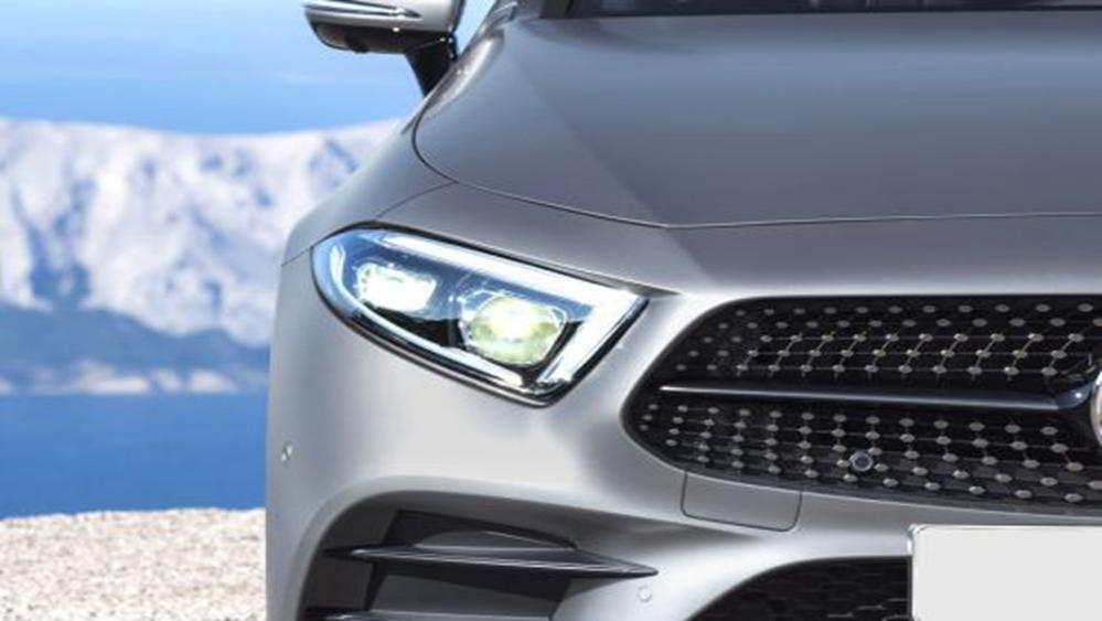Mercedes-Benz CLS-Class 2019 Exterior 009