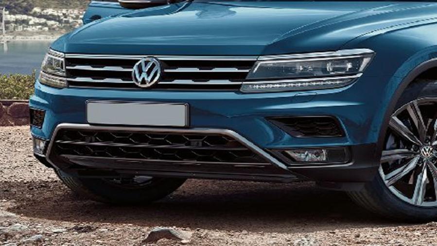 Volkswagen Tiguan Allspace 2019 Exterior 010