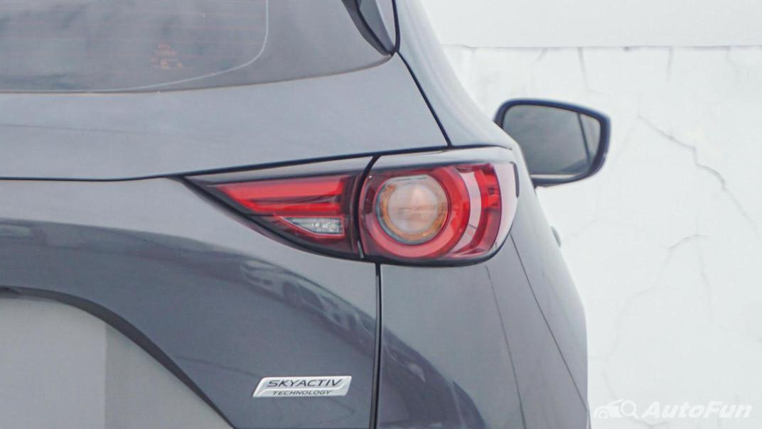 Mazda CX 5 Elite Exterior 022