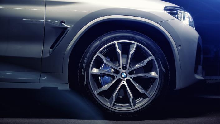2021 BMW X3 xDrive30i M Sport Exterior 006