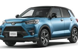 Toyota Raize meluncur Akhir Bulan, Segini Banderol Harganya