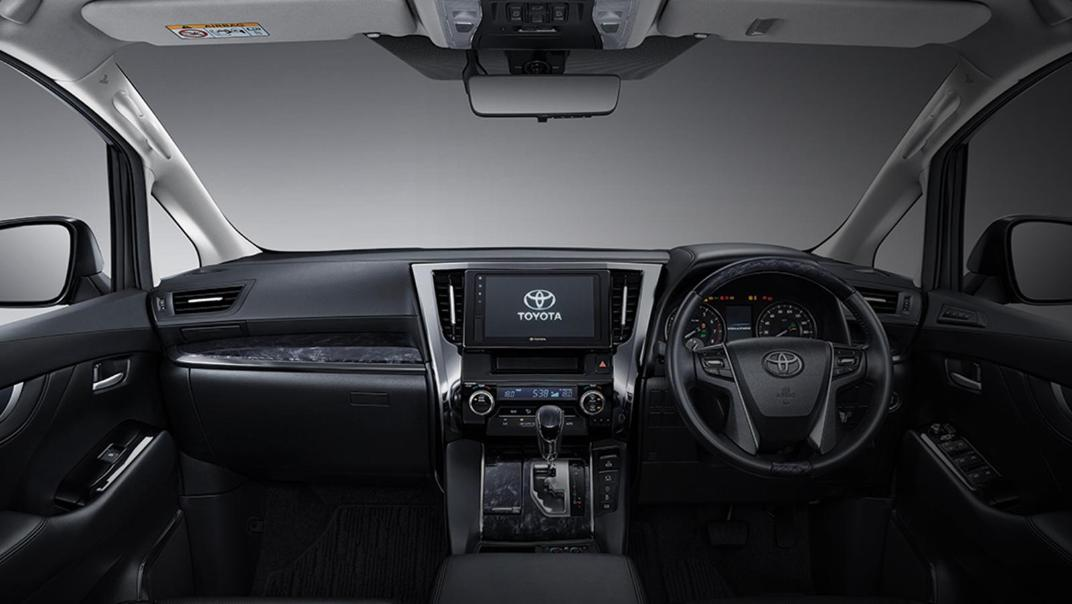 Toyota Vellfire 2019 Interior 001