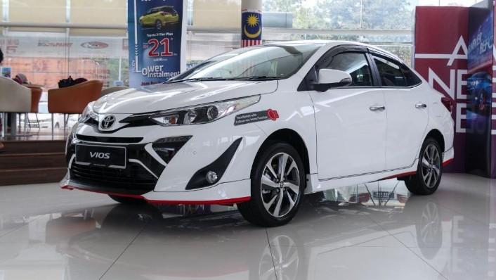 Toyota Vios 2019 Exterior 001