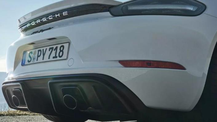 Porsche 718 2019 Exterior 008