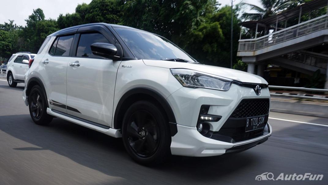 2021 Toyota Raize Exterior 053