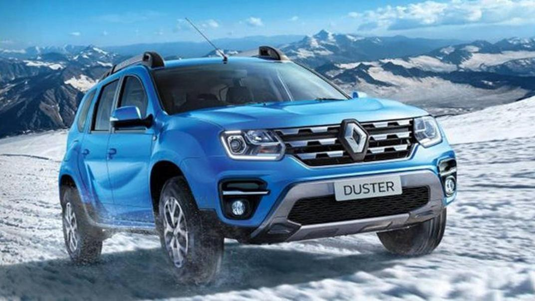 Renault Duster 2019 Exterior 001