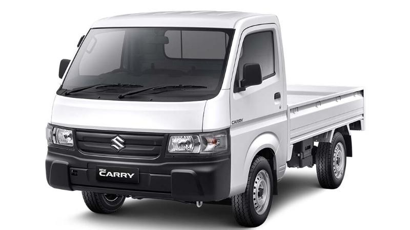 Suzuki New Carry Facelift Vs Daihatsu Gran Max, Mampukah Carry Mempertahankan Posisi 'Rajanya Pick Up'? 02
