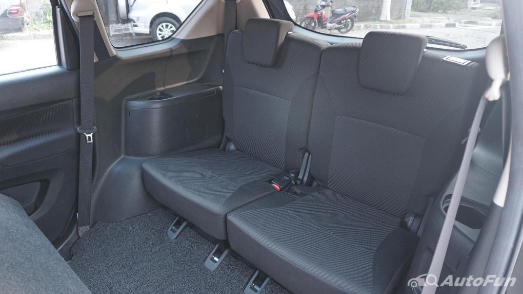 Suzuki Ertiga Sport AT Interior 049
