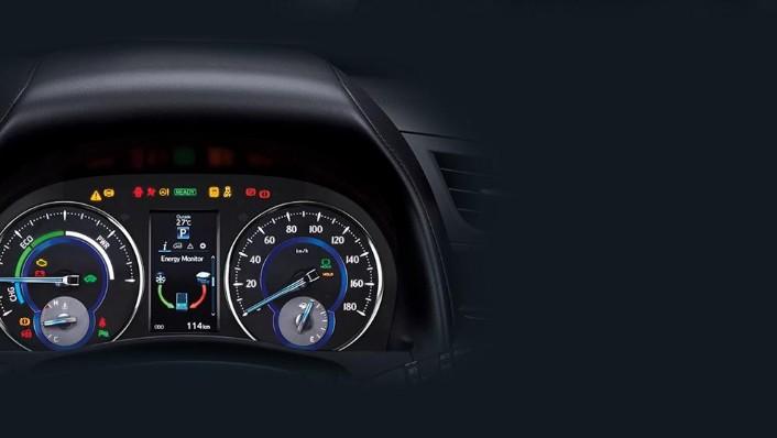 Toyota Alphard 2019 Interior 004