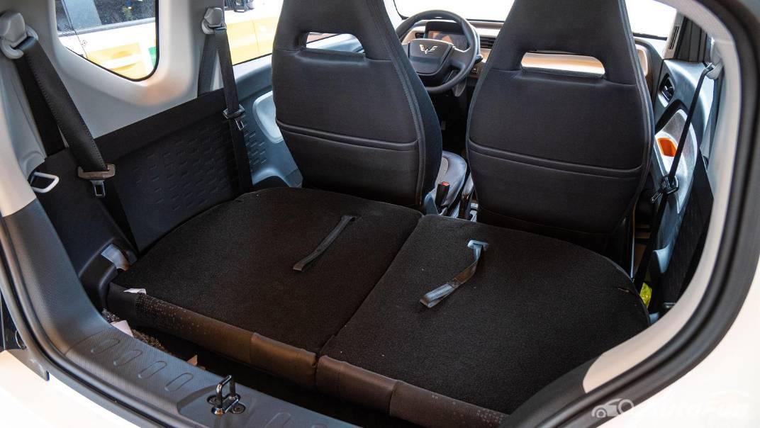 2021 Wuling Mini EV Upcoming Version Interior 034