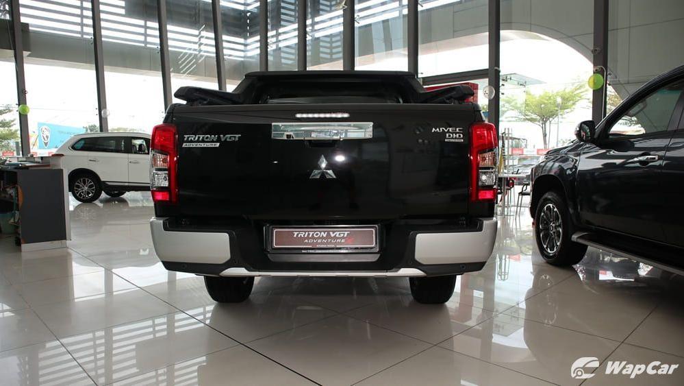 Mitsubishi Triton 2019 Exterior 016