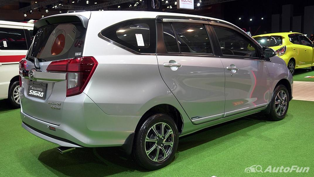 2021 Daihatsu Sigra Exterior 003