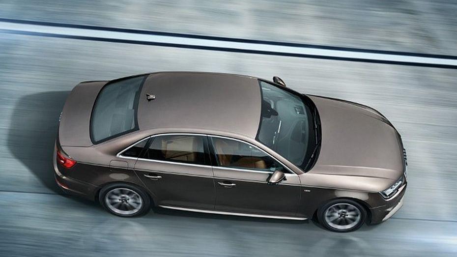 Audi A4 2019 Exterior 007