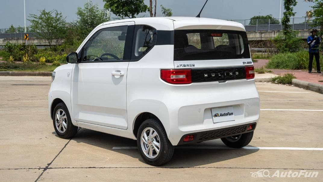 2021 Wuling Mini EV Upcoming Version Exterior 007