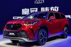 Kembar Identik, Harga Toyota Crown Kluger di Cina Bisa Lebih Murah dari Toyota Highlander?