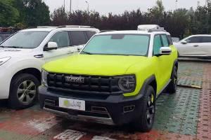 Bocoran Haval X DOG, Pakai Desain Nyentrik Buat Lawan Suzuki Jimny 5 Pintu