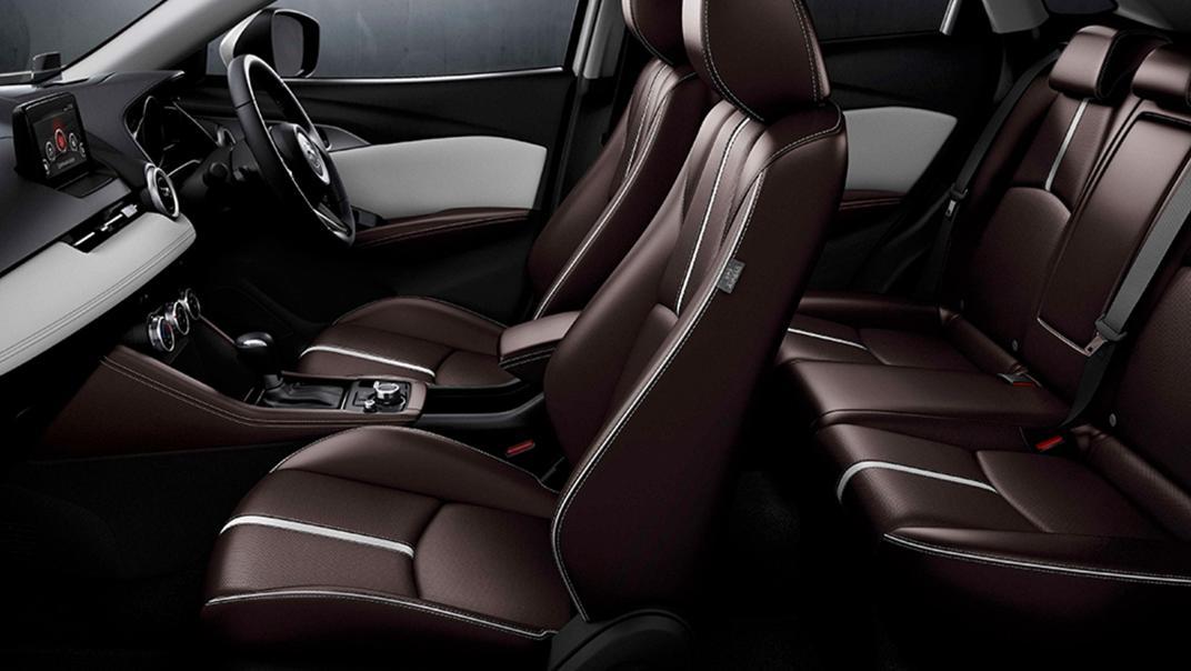 2021 Mazda CX-3 Interior 009