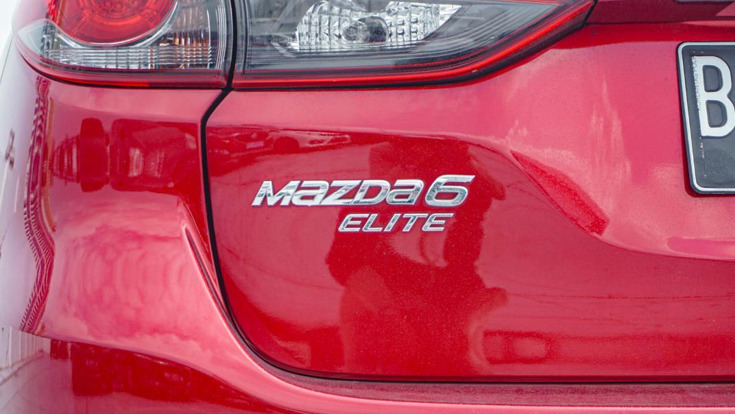 Mazda 6 Elite Estate Exterior 030