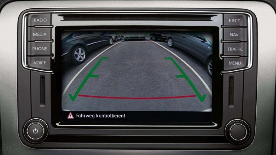 Volkswagen Scirocco 2019 Interior 006