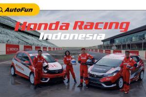 Keunggulan Honda Brio dan Honda Jazz Masih Jadi Pilihan Honda Racing Indonesia di 2021
