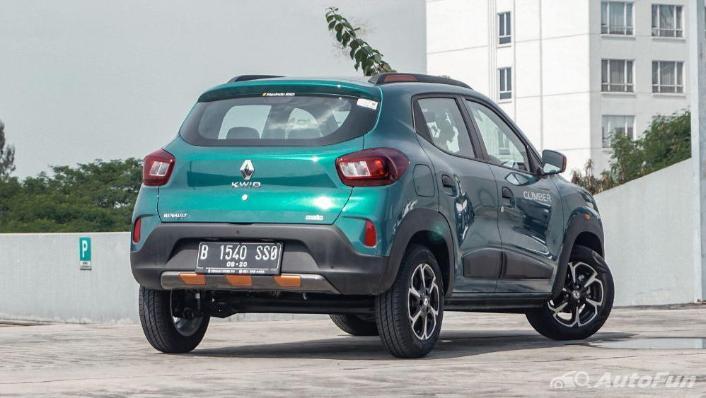Renault Kwid 2019 Exterior 007
