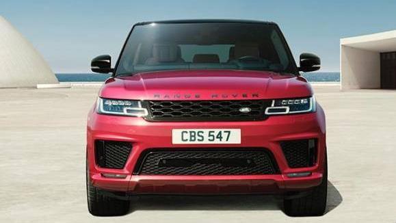 Land Rover Range Rover Sport 2019 Exterior 004