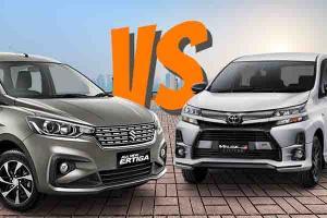Harga Beda Tipis, Pilih Toyota Veloz GR Limited atau Suzuki Ertiga untuk Berkendara Sehari-hari?