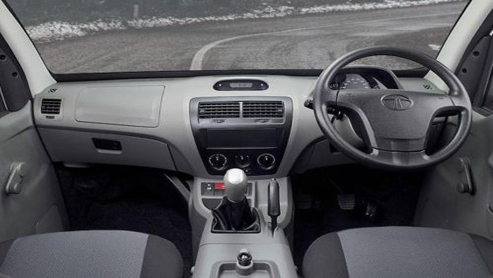 Tata Super Ace 2019 Interior 001