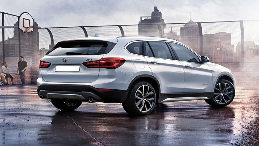 BMW X1 2020 2020 Exterior 004