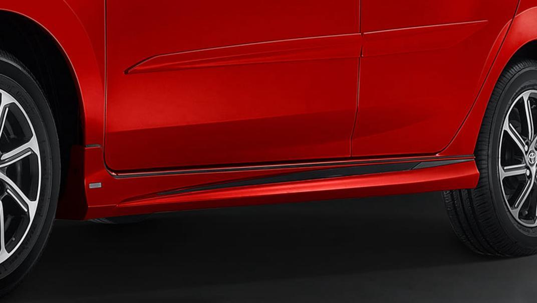 2021 Toyota Agya 1.2 GR Sport A/T Exterior 017