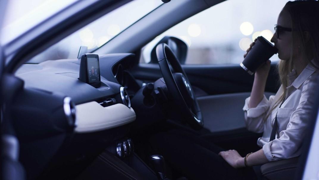 Mazda CX 3 2019 Interior 015