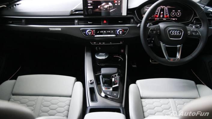 2021 Audi RS 4 Avant Interior 001