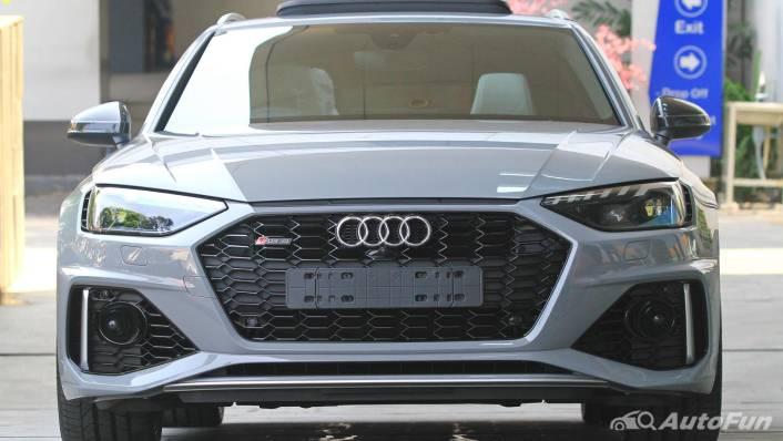 2021 Audi RS 4 Avant Exterior 010