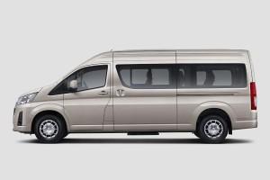 Review Toyota HiAce: Generasi Terbaru Semakin Modern