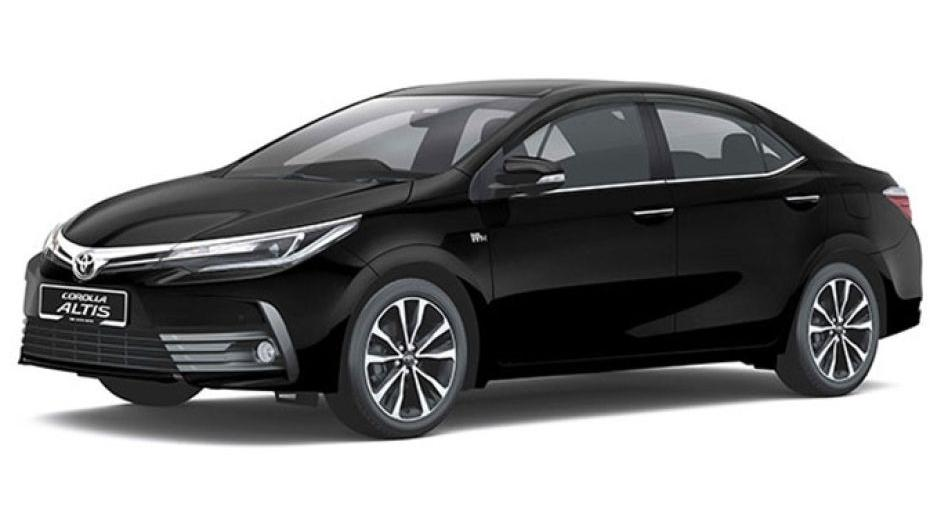 Toyota Corolla Altis 2019 Others 035