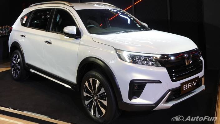2022 Honda BR-V Exterior 002