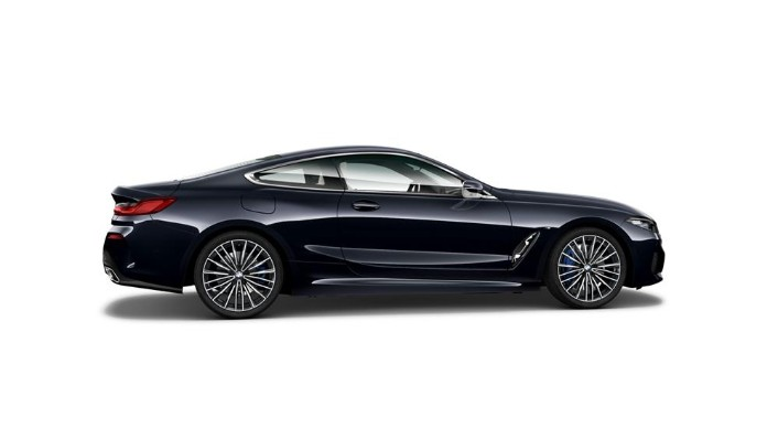 BMW 8 Series Coupe 2019 Exterior 008