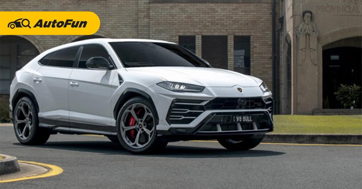 Lamborghini Urus, Sisi Lain SUV dalam Nuansa Supercar 01