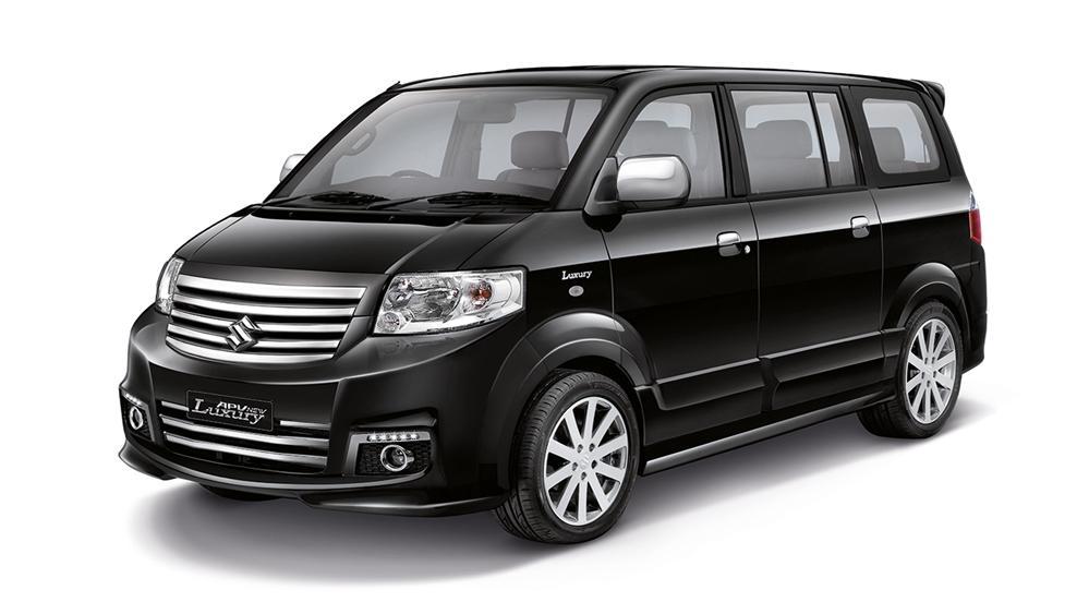 Suzuki APV Luxury 2019 Exterior 001