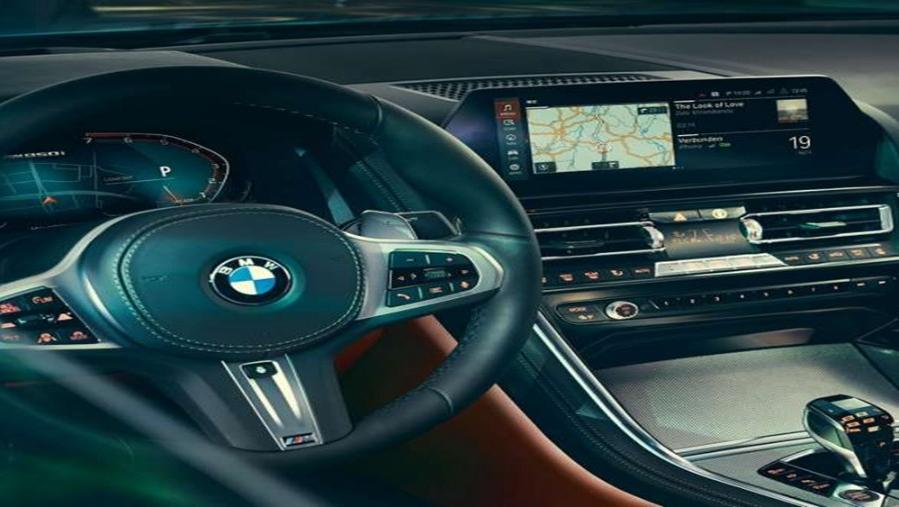 BMW 8 Series Coupe 2019 Interior 001