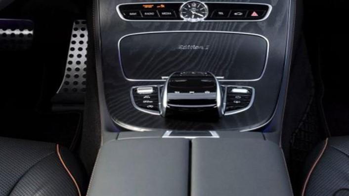 Mercedes-Benz CLS-Class 2019 Interior 008