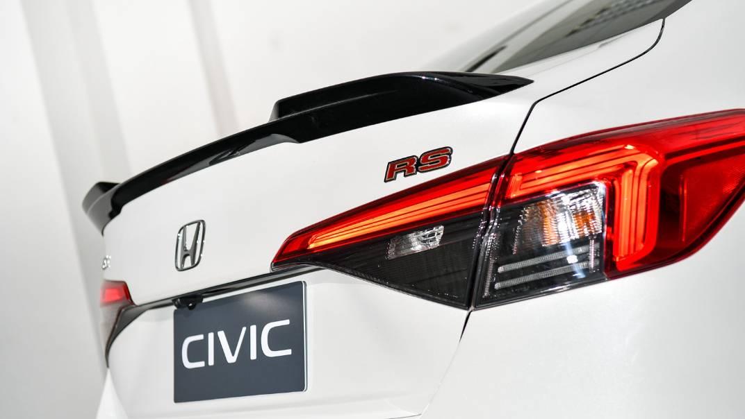 2022 Honda Civic Upcoming Version Exterior 033
