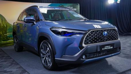 Toyota Corolla Cross Hybrid Daftar Harga, Gambar, Spesifikasi, Promo, FAQ, Review & Berita di Indonesia | Autofun