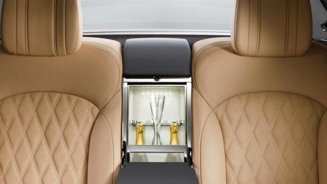 Bentley Mulsanne 2019 Interior 013