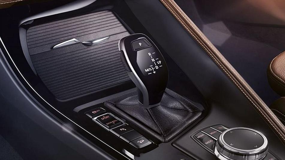BMW X1 2020 2020 Interior 001