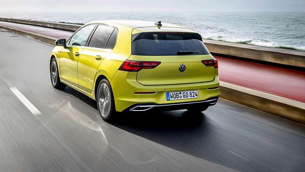 Volkswagen Golf 2019 Exterior 082